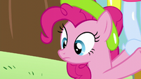 Pinkie Pie looking S5E19