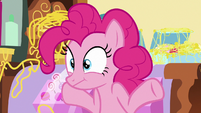 Pinkie Pie shrugging S7E19