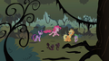 Pinkie Pie suggests a second spontaneous explosion S01E15.png