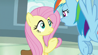 "Rainbow Dash ""are you serious right now?"" S9E21"