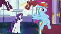 Rainbow just thought of something S5E15