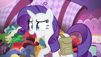 "Rarity ""I've never been better!"" S4E23"