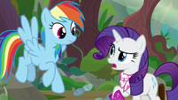 Rarity -what Daring Do book- S8E17