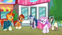 """Sleek Pony """"thank goodness you are here!"""" S8E8"""