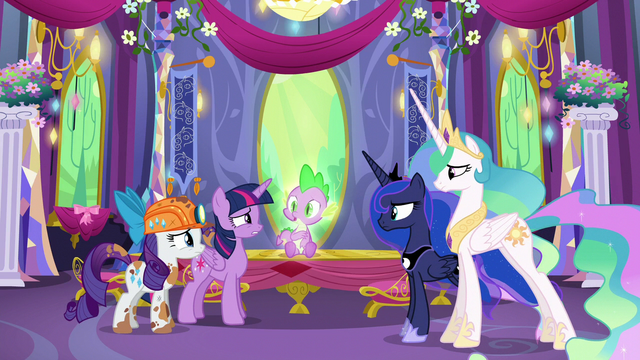 """File:Spike """"I don't know!"""" S6E5.png"""