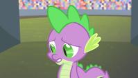 Spike -I guess...- S4E24