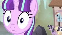 Starlight escucha el sermón de Twilight EMC-P2