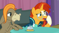 "Sunburst ""I can't even say the word"" S9E16"