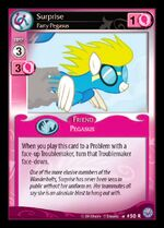 Surprise card MLP CCG