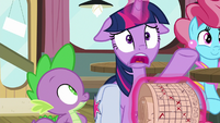 "Twilight ""he's been paired with Cranky"" S9E16"