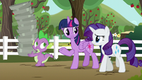 Twilight --what do you mean--- S6E10