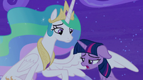Twilight Sparkle -about a hundred times- S8E7