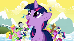 Twilight spring is here S1E11