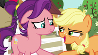 Young Applejack --I'm sure you'll be fine-- S6E23