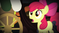Apple Bloom 'Well... yeah' S4E17