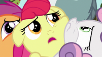 Apple Bloom --you know who we are--- S6E19