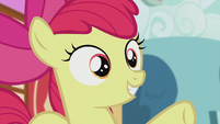 Apple Bloom -helpin' other ponies figure out- S5E18