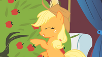 Applejack -one of my favorites- S01E21