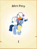 Astro Pony MLP Gameloft