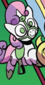 Comic issue 78 Merry-go-round Sweetie Belle