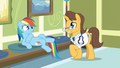 Doctor worried about Rainbow Dash S2E16.png