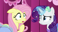 "Fluttershy ""what if we encounter something terrifying"" S5E21"