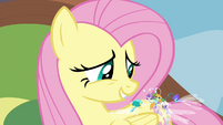 """Fluttershy """"you're excused"""" S4E16.png"""