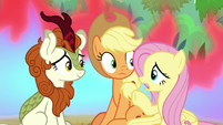 """Fluttershy """"you could control your temper"""" S8E23"""