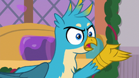 "Gallus confessing ""I did it!"" S8E16"
