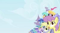 Los ponies felices2 S1E3