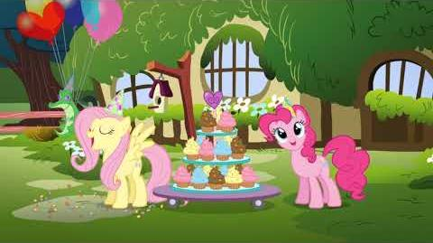 My Little Pony Feliz Aniversário!