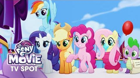 My Little Pony The Movie (2017) Official TV Spot – 'Behind the Scenes'