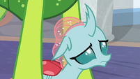 Ocellus scared of General Seaspray S8E1