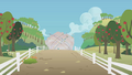 Parasprites approach Sweet Apple Acres S1E10.png