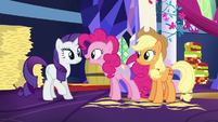 Pinkie Pie -no one said anything about- S5E3