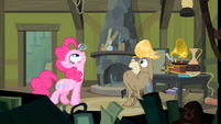 Pinkie Pie a seal S2E18