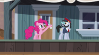 Pinkie thanks All Aboard S5E11