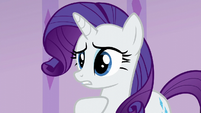 "Rarity ""of course"" S6E10"