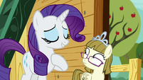 Rarity -tend to get carried away- S7E6