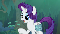 Rarity -you're a gloriously bad camper- S8E13