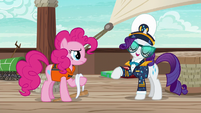 "Rarity dismissive ""that's adorable"" S6E22"