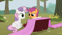 Scootaloo totaly using that E18-W18