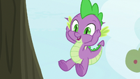 """Spike """"when you had a crush on her"""" S9E23"""