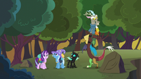 Starlight and friends in new surroundings S6E25