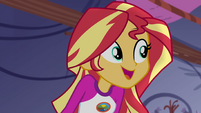 "Sunset Shimmer ""Are you kidding?"" EG4"