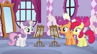 "Sweetie Belle ""It's just a simple harmony"" S6E4"