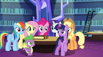 "Twilight ""my friends need me"" EG2"