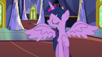 Twilight Changeling --I'm the Princess of Friendship-- S6E25