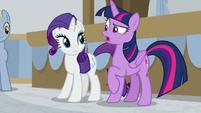 Twilight Sparkle confused -accredited-- S8E16