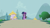 Twilight in flashback to episode 1 S5E12